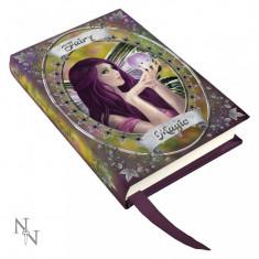 Carnețel cu coperți în relief Magia zânelor