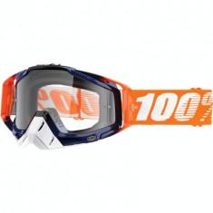 MXE Ochelari cross/enduro 100% Crush lentila clara Cod Produs: 26011845PE - Ochelari moto