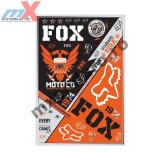 MXE Set Abtibild Fox Covert II Cod Produs: 06235000NSAU