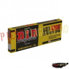 Lant transmisie DID 420D Z126 PP Cod Produs: 7487838MA - Lant transmisie Moto