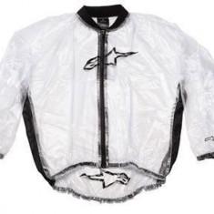 MXE Geaca de ploaie Alpinestars Clear, transparent Cod Produs: 370507002XLAU - Imbracaminte moto
