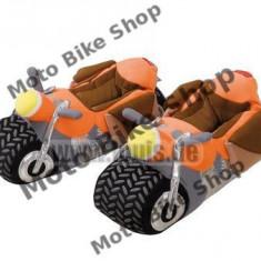 MBS Papuci de casa marime S(32-35) culoare orange/silver, Cod Produs: 20210502LO
