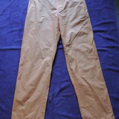 Pantaloni barbati HUGO BOSS, mas. 46, Culoare: Orange, Lungi, Bumbac