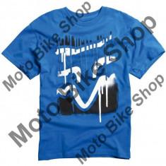 MBS FOX KINDER T-SHIRT DISASTER TAP, blue, KS, 15/036, Cod Produs: 07201002SAU