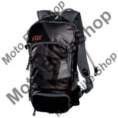 MBS FOX HYDRATION PACK PORTAGE BIG, schwarz-camo, 3L Blase - 18L Stauvolumen, Cod Produs: 11685027AU - Rucsac moto