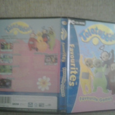 Teletubbies - PC - Jocuri PC, Educationale, Toate varstele