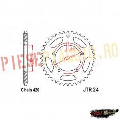 Pinion spate Z51 420 Aprilia MX/RX50 PP Cod Produs: 7271588MA - Pinioane transmisie Moto