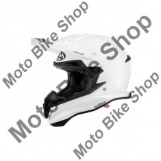 MBS Casca motocross Airoh Terminator 2.1 Color, alb, L=59-60 Cm, Cod Produs: T214LAU