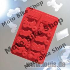 """MBS Forma pentru cuburi de gheata """"Moto"""" , 10 modele diferite, Cod Produs: 10014316LO"""