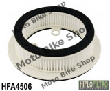 MBS Filtru aer Yamaha ,500 T-Max (Right Side V-Belt Filter), Cod OEM 5GJ-15408-00, Cod Produs: HFA4506