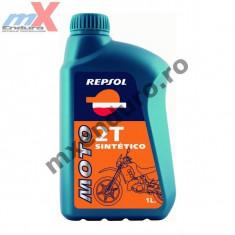 MXE Ulei Repsol Sintetico 2T 1L Cod Produs: 002878 - Ulei motor Moto