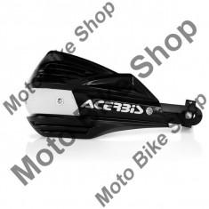 MBS Protectii maini Acerbis X-Factor, negru, Cod Produs: 17557090AU - Protectii maini Moto