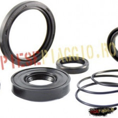 Semering + oring pompa apa Aprilia/Minarelli/Yamaha 50 PP Cod Produs: 100641080RM - Simeringuri Moto