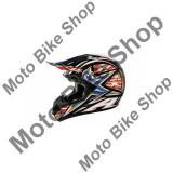 MBS Casca motocross Airoh Jumper I Want You, M=57-58, Cod Produs: JIW17MAU