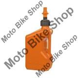 MBS TUFF JUG TANKKANISTER MIT SCHNELLVERSCHLUSS 449512, orange, 10Liter, Cod Produs: OURO10AU