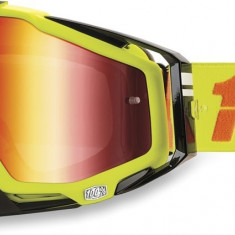 MXE Ochelari cross/enduro 100% Neon Sign lentila colorata Cod Produs: 26011750PE - Ochelari moto