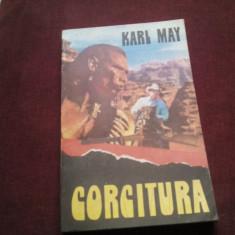 KARL MAY - CORCITURA - Carte de aventura