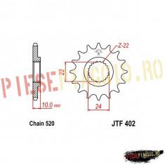 Pinion fata Z16 520 Aprilia/BMW 650 PP Cod Produs: 7263023MA - Pinioane transmisie Moto