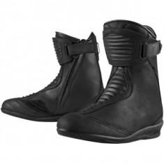 MXE Cizme moto dame, Icon Eastside, negru Cod Produs: 34030618PE