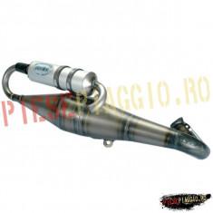 Toba sport Polini Evolution 6 - Piaggio NTT/NRG mc3 /Gilera DNA PP Cod Produs: 2000243PO - Toba esapament Moto