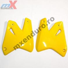 MXE Laterale radiator galbene, Suzuki DRZ 400E Cod Produs: UF3978102AU - Carene moto