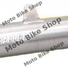 MBS Final universal toba aluminiu oval D.22, Cod Produs: 14012GI - Toba esapament Moto