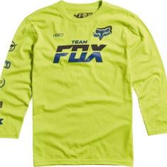 MXE Tricou cu maneca lunga copii Fox, Team Fox, verde Cod Produs: 14814272LAU