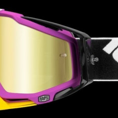 MXE Ochelari cross/enduro 100% Hyperion Magenta lentila colorata Cod Produs: 26011754PE - Ochelari moto