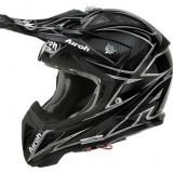 MXE Casca motocross carbon Airoh Aviator 2.1 culoare negru Cod Produs: AV2C17