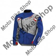MBS SCOTT JACKE DUALRAID TP, grau/blau, XL, 15/061, Cod Produs: 2274681100XLAU - Jacheta barbati