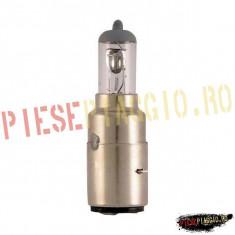 Bec far halogen 12V35/35W BA20D PP Cod Produs: 1202641 - Instalatie Moto