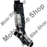 MBS FOX MX SOCKEN COOLMAX THICK, schwarz/grau, M=8-10, 15/137, Cod Produs: 16037014044AU