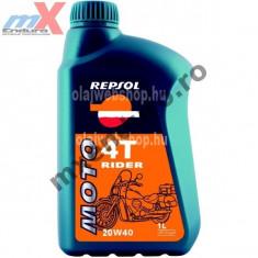 MXE Ulei Repsol Rider 4T 20W50 1 L Cod Produs: 004773 - Ulei motor Moto