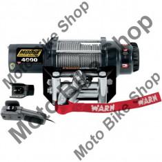 MBS Troliu ATV Moose Racing 1800kg, cablu sintetic, Cod Produs: 45050484PE - Accesoriu ATV