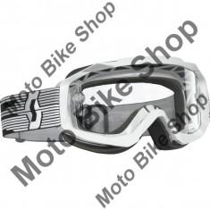 MBS Ochelari cross/enduro Scott MX Hustle, alb, Cod Produs: 218138-0002102 - Ochelari moto