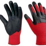 MXE Manusi de lucru Mad Grip Pro Palm Knuckler Formula 100, rosu Cod Produs: 700915AU