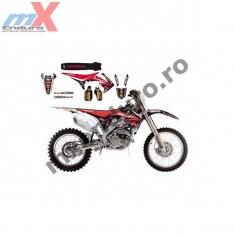 MXE Kit abtibild Blackbird Racing Replica Team Garibaldi Honda CRF 250, 10- Cod Produs: BB8142R4 - Stikere Moto