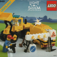 Lego 6481 Construction Crew