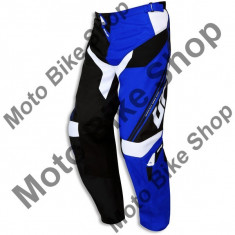 MBS Pantaloni motocross Ufo Cluster, albastru/negru, 50, Cod Produs: PI04388C50 - Imbracaminte moto