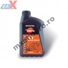 MXE Ulei Repsol Racing 4T 10W50 1L Cod Produs: 002922 - Ulei motor Moto