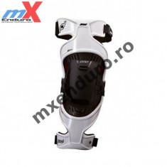 MXE Orteza genunchi Pod K300, albe, dreapta Cod Produs: 0809100800 - Protectii moto