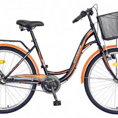 DHS CITADINNE 2636 PB Cod Produs: 21526364390 - Bicicleta de oras