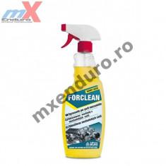 MXE Forclean degresant cu pulverizator pentru motor 750ml Cod Produs: 002082 - Produs intretinere moto
