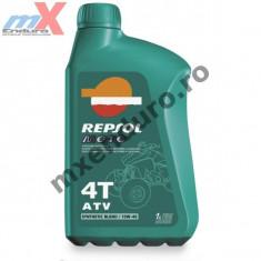 MXE Ulei Repsol ATV 4T 10W40 1L Cod Produs: 003875 - Ulei motor Moto