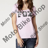 MBS FOX GIRL T-SHIRT FREE FALLIN SCOOP, sweet pea, DXS, 15/157, Cod Produs: 12870392XSAU
