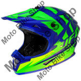 MBS Casca motocross Ufo Spectra Solidus, M, Cod Produs: HE108M