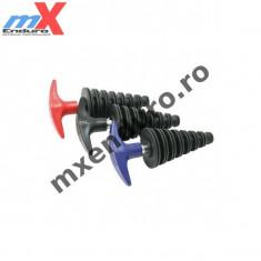 MXE Dop toba 4T 30-50mm Cod Produs: DF3114404AU - Dop protectie toba Moto