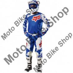 MBS Tricou motocross Fox 180 Race Mx16, albastru, XL, Cod Produs: 14261002XLAU