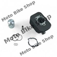 MBS Set motor Piaggio Ciao/Bravo/Si D.38, 4 bolt 10 (piston scobit), Cod Produs: 249711PI - Motor complet Moto