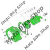 MBS Set motor Piaggio Beverly 250, Cod Produs: 843517PI